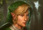 """Artista brasileiro cria retratos inspirados em personagens de """"The Legend of Zelda"""""""