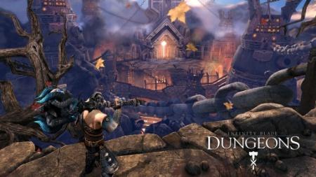 """""""Infinity Blade: Dungeons"""" foi anunciado pela Epic quando a Apple revelou o novo Ipad."""