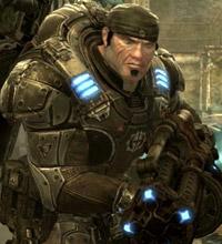 """Previsto para 7 de novembro, """"Gears of War 2"""" é o atual (e mais ambicioso) projeto de 'CliffyB'"""
