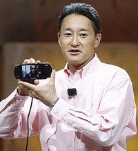 Presidente da Sony ainda aposta em discos para o próximo console da empresa