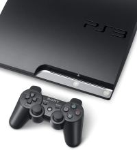 "O PlayStation 3 ""slim"" � o modelo mais leve e compacto do videogame da Sony"