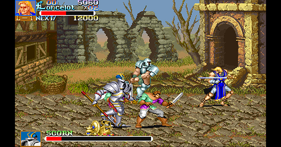 Knights of Round