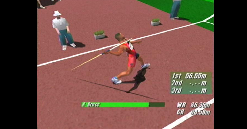 Virtua Athlete