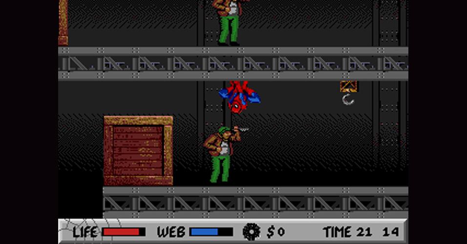 Spiderman Vs. Kingpin