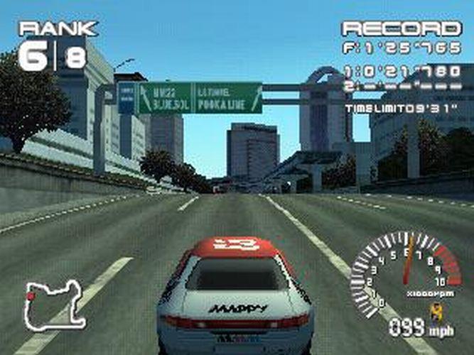 Ridge Racer 4