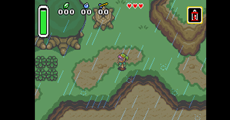 Link to the Past