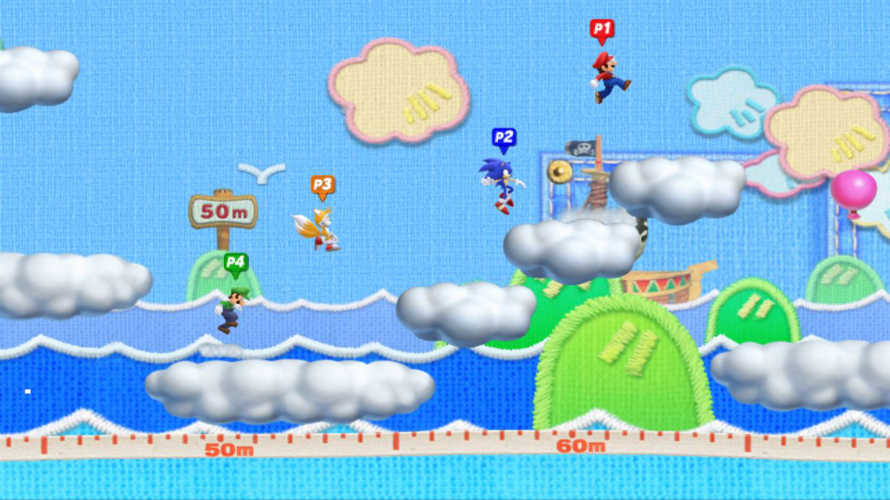 Mario & Sonic 2012