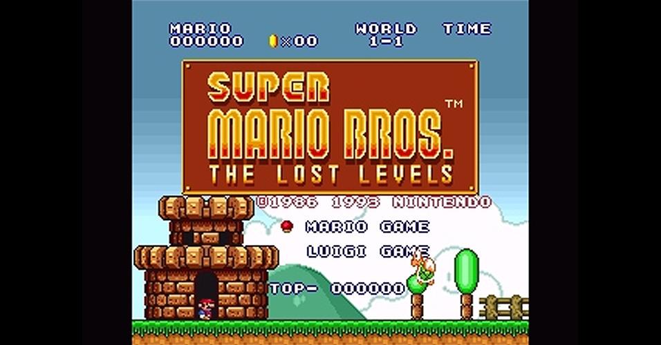Mario All-Stars