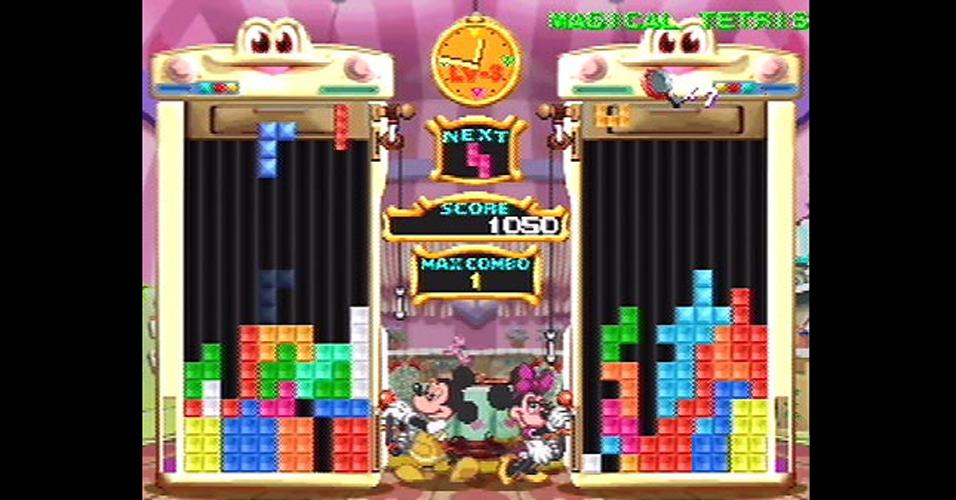 Magical Tetris