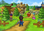 Dragon Quest IX : Sentinels of the Starry Sky (DS)