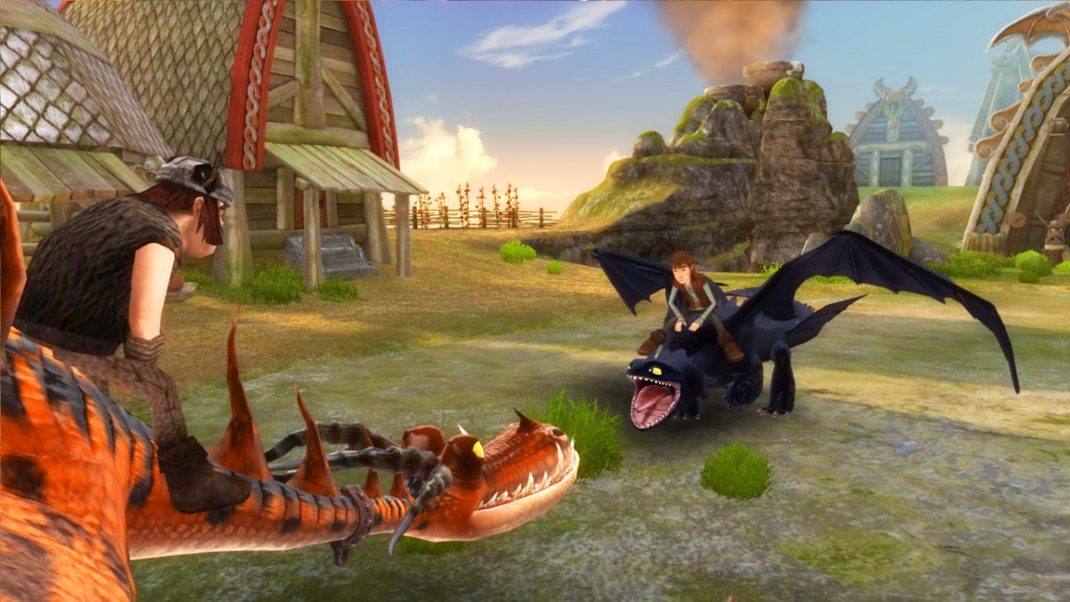 how to train your dragon 1 online