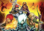 Might & Magic: Clash of Heroes (Playstation 3)