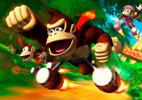 Donkey Kong Barrel Blast (Wii)