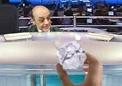 Bolinha de papel no Serra