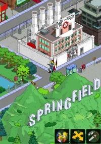 "Jogador reconstrói Springfield em ""The Simpsons: Tapped Out"""