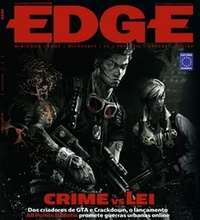 Revista Edge é uma das publicações da Editora Europa que foi cancelada