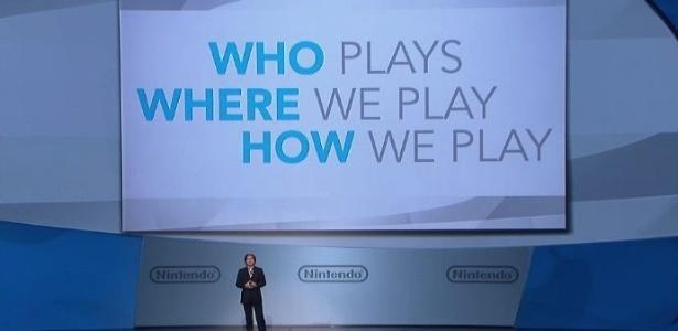 Conferência da Nintendo na E3 2011