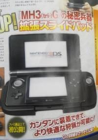 Segundo revista, acessório adiciona um segundo disco analógico para o 3DS