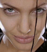 Angelina Jolie interpretou Lara Croft em 'Tomb Raider'