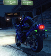 Motos e corridas noturnas são novidades da atualização 'Davis'