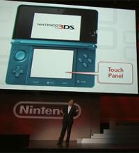 Presidente da Nintendo apresenta o 3DS, sucessor do DS