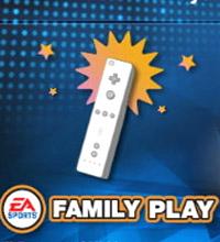 No Wii, jogos sa EA Sports são para toda a família