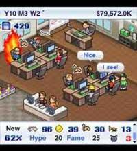 """""""Game Dev Story"""" coloca o jogador no lugar de um presidente de uma empresa de videogames"""