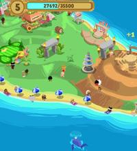 """""""Happy Island"""" é investida do Bing na febre dos jogos sociais"""