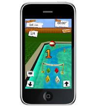 """Baixo custo de produção torna iPhone atraente para produtores brasileiros; na foto, """"Paperboat Race"""""""