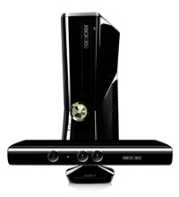 Kinect e novo modelo do Xbox 360 foram mostrados na E3