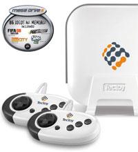 Mega Drive 3 tem jogos da Electronic Arts lançados originalmente para celulares