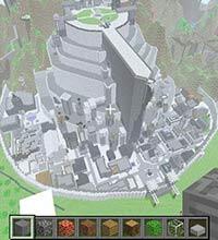 """Em """"Minecraft"""", todo o mundo e seus habitantes são feitos de cubos"""
