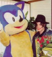 Michael Jackson tinha ligações estreitas com a Sega