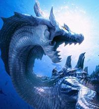Com 'Monster Hunter Tri', pela primeira vez a série terá monstros marinhos