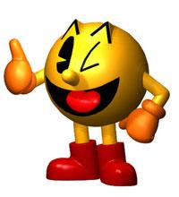 Pac-Man é um dos personagens mais famosos dos games