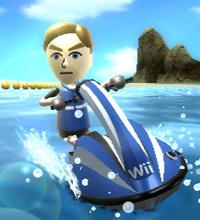"""""""Wii Sports Resort"""" foi uma das novidades da coletiva, tal como """"Animal Crossing: City Folk"""""""