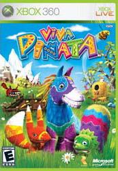Viva Piñata: jogo em português e lançamento simultâneo no Brasil