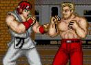 O primeiro 'Street Fighter' teve versão para PC Engine